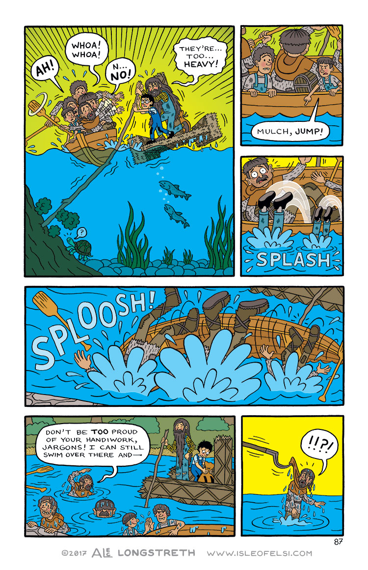 Isle of Elsi – Page 87