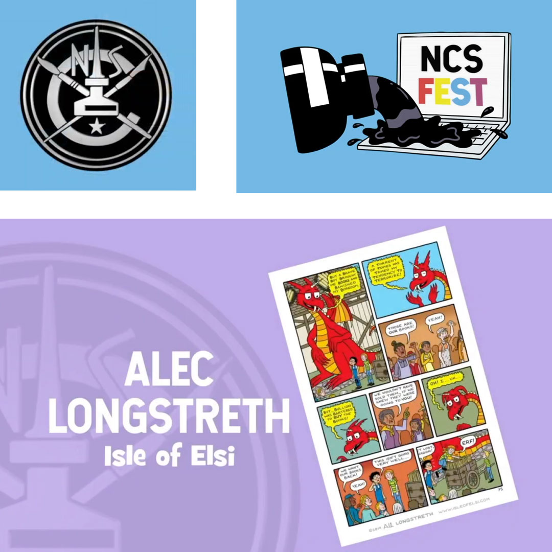 NCS 2019 Divisional Award - Best Online Comic Long Form