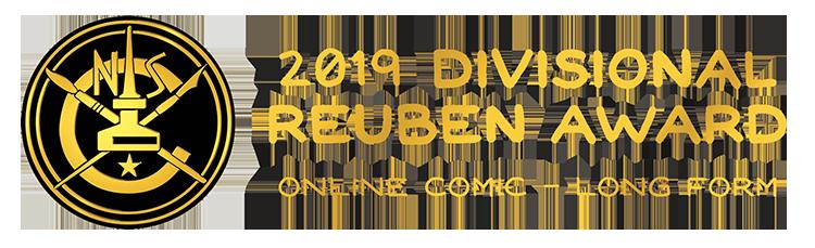 2019 Reuben Divisional Award Winner