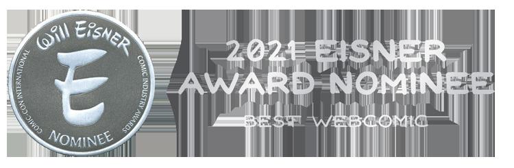 2021 Eisner Award Nomination