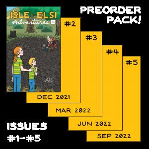 IOE Adventures - Preorder Pack